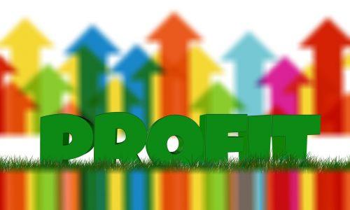 arrows growth hacking profit