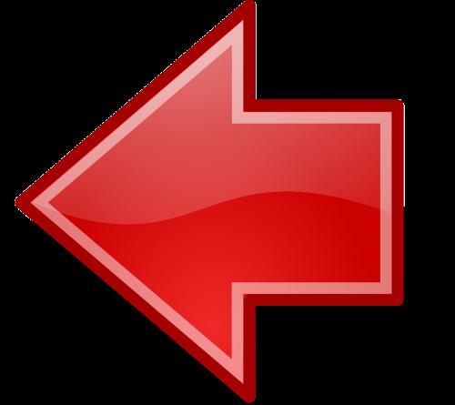arrows left previous