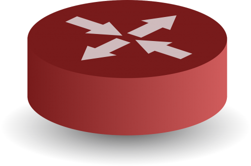 arrows directions red