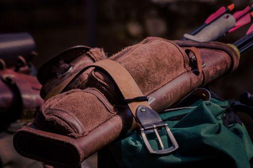 arrows belt buckle