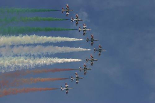 arrows tricolor italiane