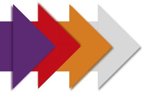 arrows address colors