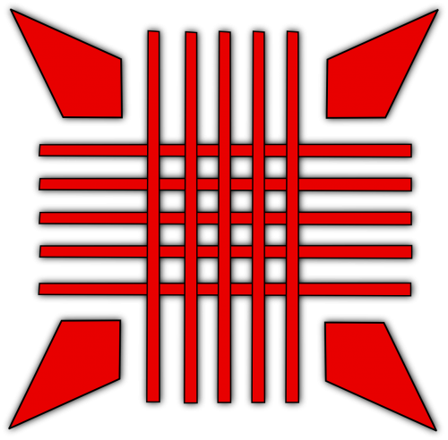 arrows pointed red