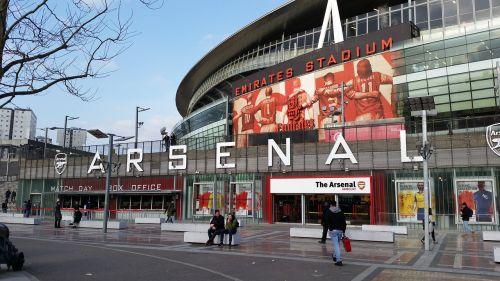 arsenal stadium london