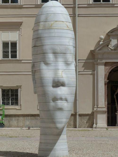 art stone figure marble figure