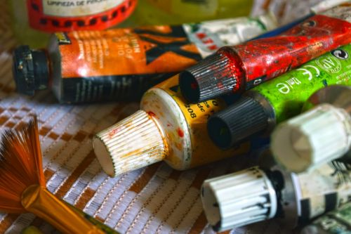 art brushes brush