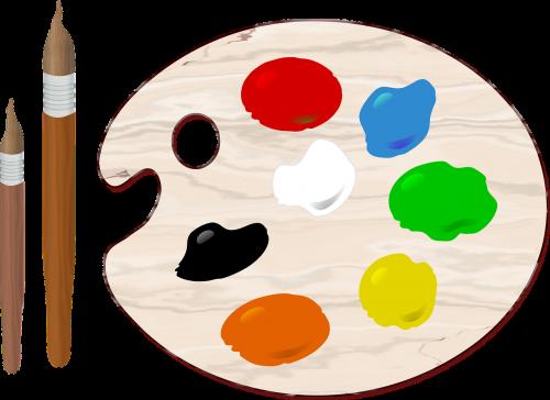 art brush colors