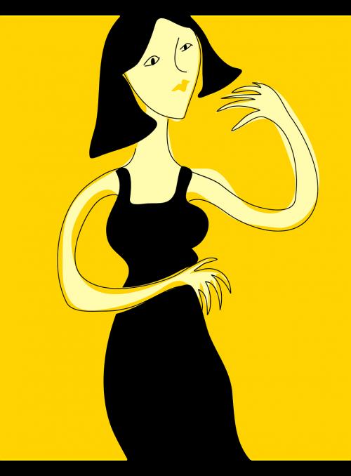 art comic characters digital