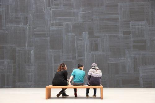 art visit museum
