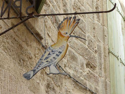 art sheet bird