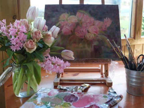 art painting artist