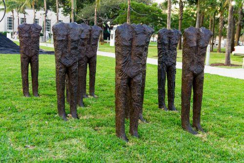 art statues stone
