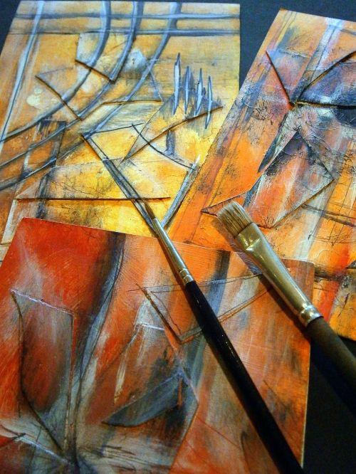 art abstract art informel
