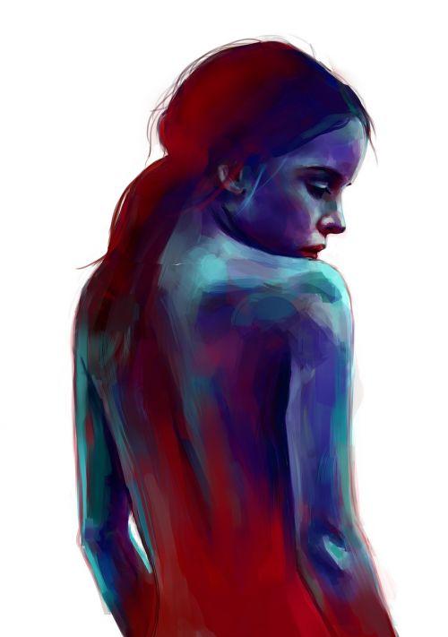 art painting digital painting