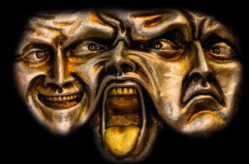 art faces mask