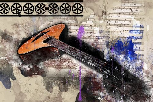 art collage design