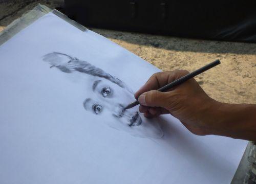 art face draw