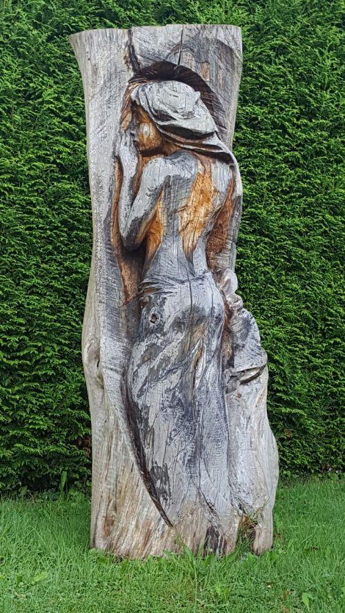 art sculptor wood