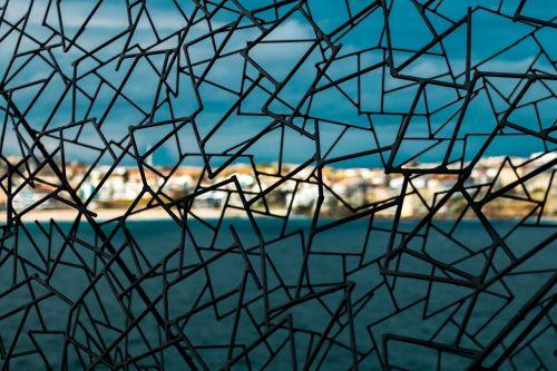 art sections geometric