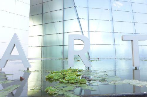 art reflexion building