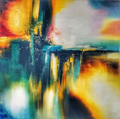 art painting abstract