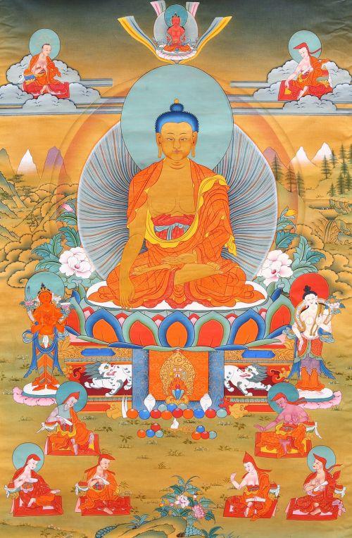 art gautama buddha religion
