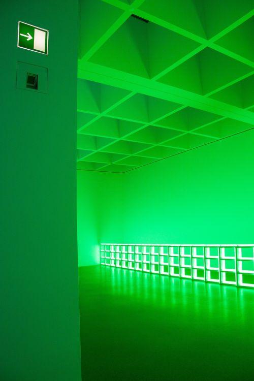 art modern installation
