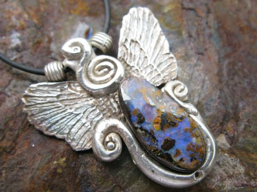 art jewel silver