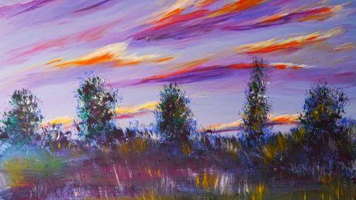 art canvas painting