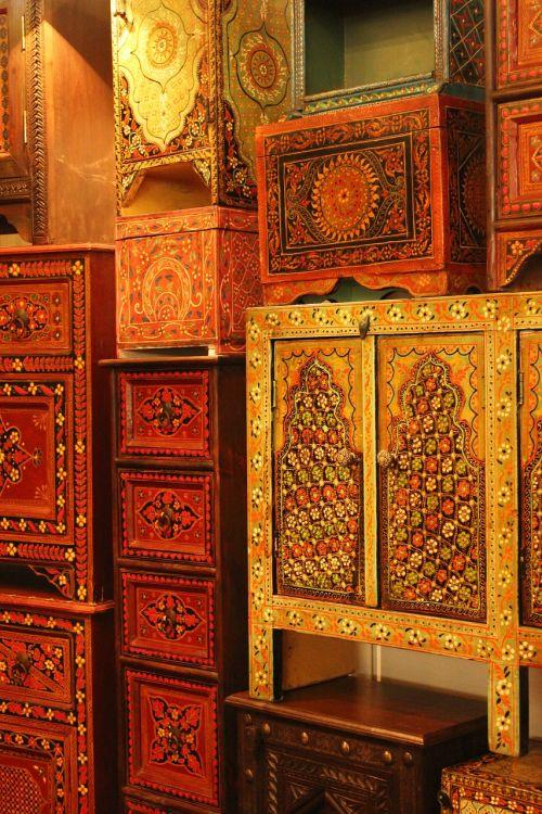 art decoration boxes