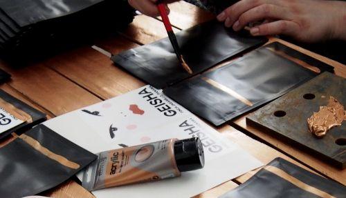 art packaging design