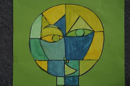art class paul klee watercolor