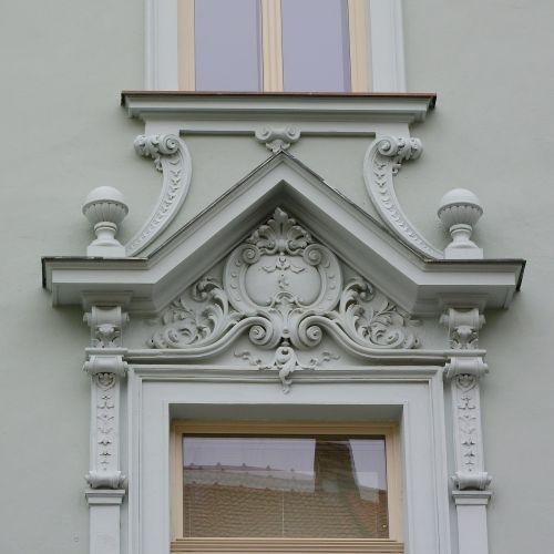 art nouveau house facade art nouveau