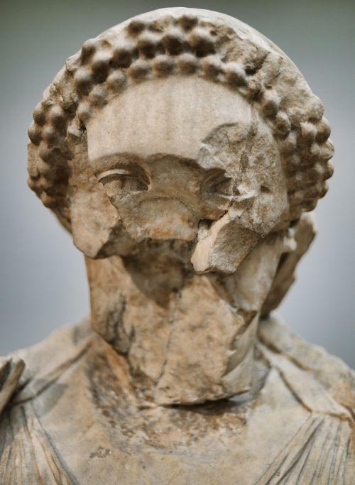 Artemis Head, British Museum