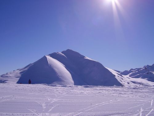 artesina winter runway