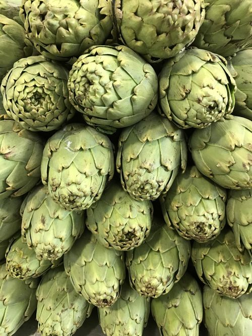 artichokes vegetable artichoke