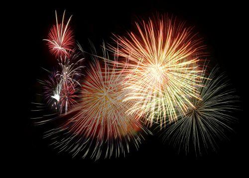 artifice fire fireworks