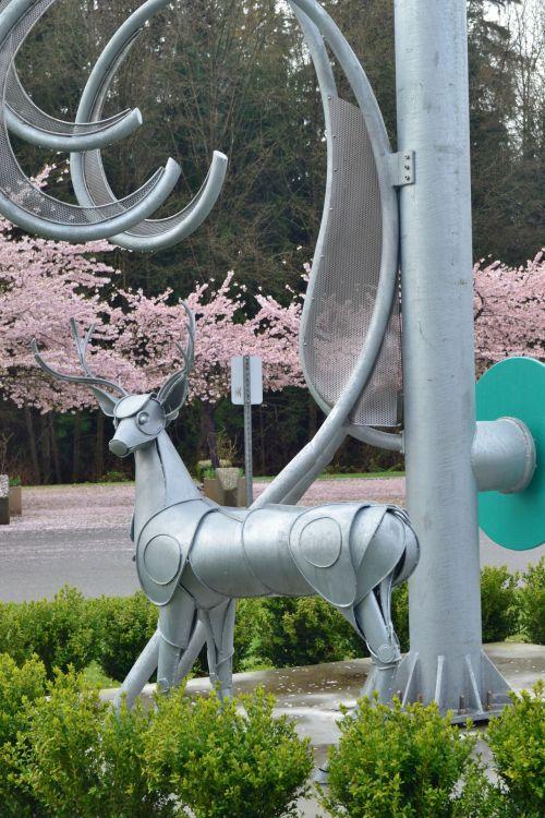 Artificial Deer