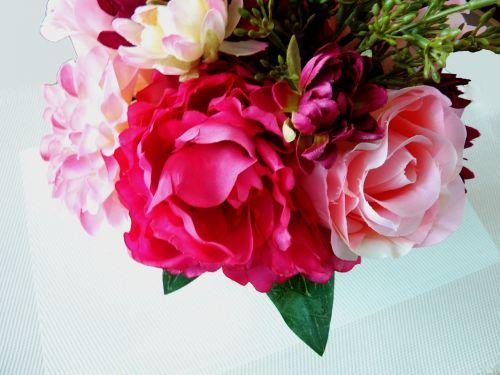 artificial flowers deco decoration