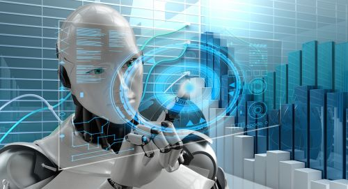 artificial intelligence technology futuristic