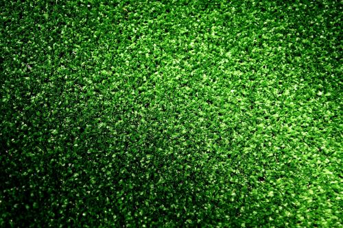 artificial turf plastic green