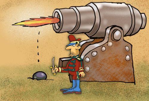 artillery soldier fail