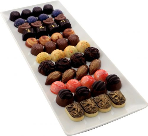 artisan chocolates truffles
