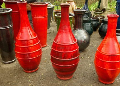 artisan pottery terracotta