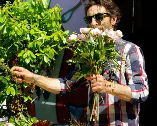 artisan florist bouquet
