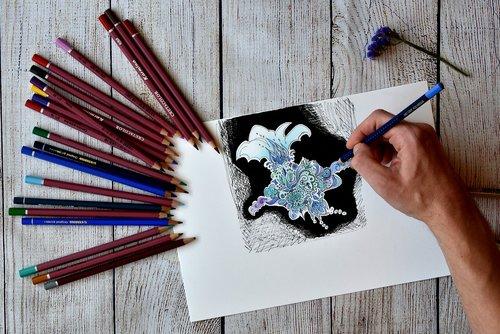 artist  drawing  illustrator