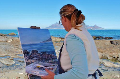 artist painter painting