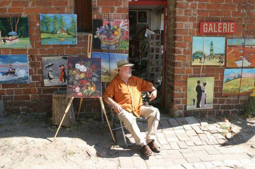 artists mecklenburg western pomerania life artist