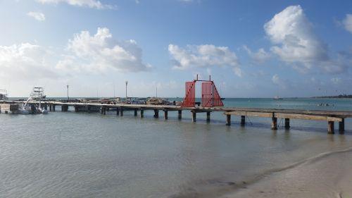 aruba island caribbean
