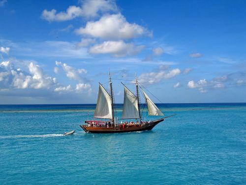 aruba island caribs